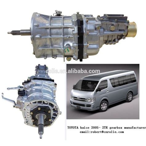 Toyota Hiace Transmission Auto Parts Brand New Toyota Hiace Manual Transmission