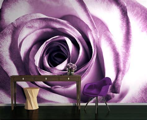 purple flower wall murals purple flower wallpaper murals by homewallmurals