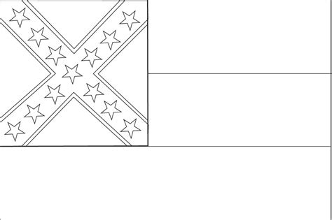 flag free colouring pages
