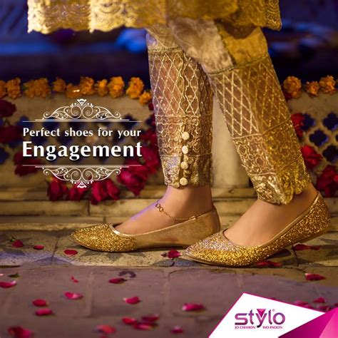 bridal stylo shoes pakistan latest wedding shoes 2017 for brides in pakistan