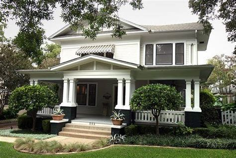 style california and california bungalow on