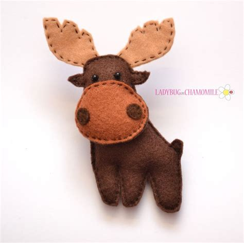 felt reindeer pattern free 176 best felt christmas reindeer and horse images on