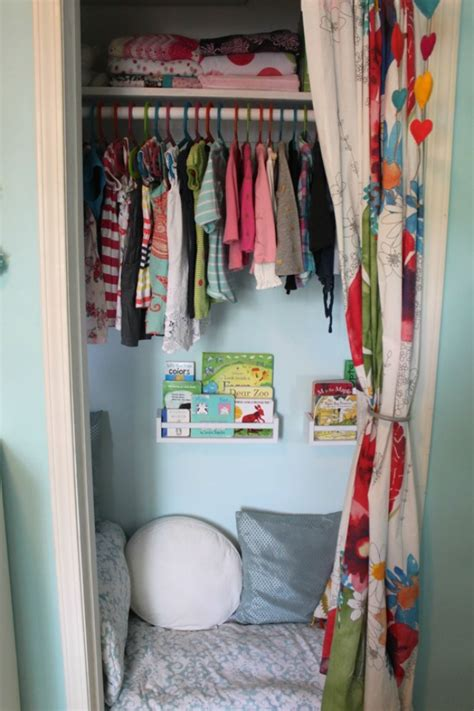 Closet Book Nook by The 11 Best Closet Book Nooks