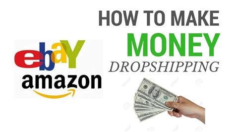 How To Make Online Money For Free - make money dropshipping on amazon