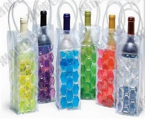 Jelly Bag In Redwine pvc wine cooler cooler bag outdoors jelly bag picnic beverage cooler bag wine cooler