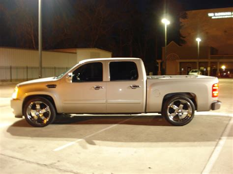 Escalade Front End by 2007 Silverado Escalade Front End 23 S Lowered