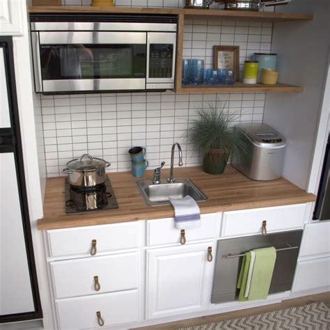 best 25 tiny kitchens ideas on small kitchen