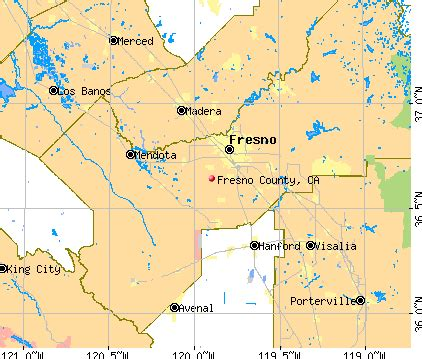 california map fresno opinions on fresno county california