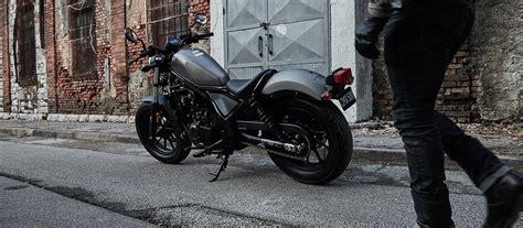 Motorrad Honda Cmx500 Rebel by Motor Honda Rebel Cmx500 Express Your Individuality