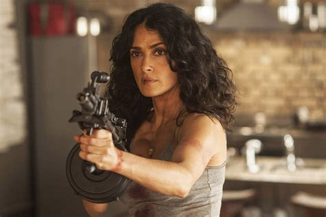 review salma hayeks got to get primal to survive the
