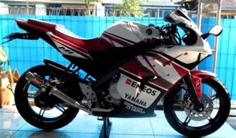 Windshield Motor Jupiter modif yamaha new vixion fairing lebih sporty inspirasi modif
