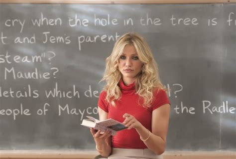 Cameron Diaz Is Offensive by Cameron Diaz Is A Quot Bad Quot With Hair Mops N