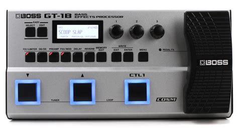 Gt 1b Gt1b Gt 1b Bass Effects Processor Gt 1b Bass Multi Effects Processor Sweetwater
