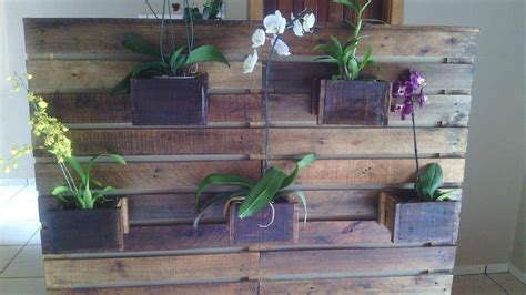 Wooden Wall Planters by 15 Inspired Pallet Ideas For Your Home