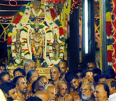 vaikunta ekadasi festival 2015 hindu devotional blog