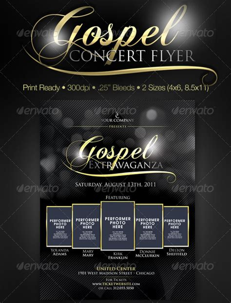 gospel flyer template gospel flyer template free telemontekg me