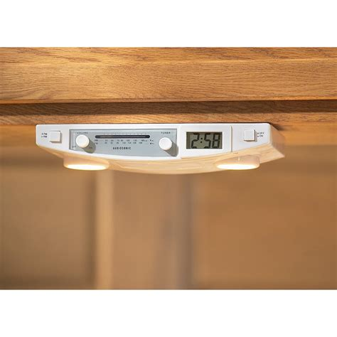 kitchen stereo under cabinet under cabinet radio with light newsonair org