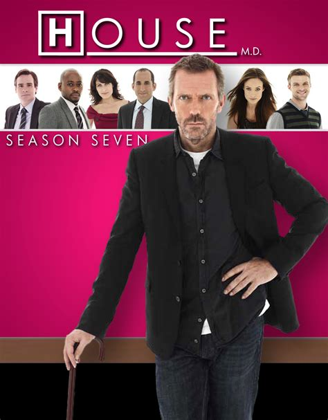 house seasons house season 7 fake cover house m d fan art 25629266 fanpop