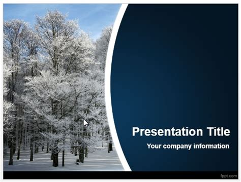 How To Create Seasonal Event Celebration Invitations In Powerpoint Microsoft Powerpoint Templates Winter