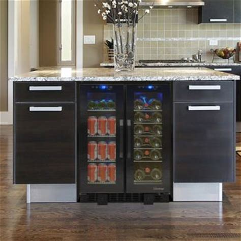 Countertop Wine Cooler Costco by Costco Vinotemp Vt 36ts Wine And Beverage Cooler With