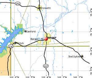 borger tx 79007 profile population maps real