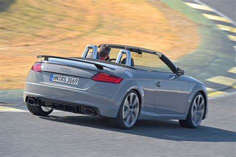 Auto Bild 32 2017 by Video Audi Tt Rs Roadster 2017 Autobild De