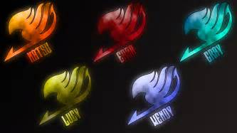 Colors For Media Room - fairy tail anime logo wallpaper nice pinterest fairy