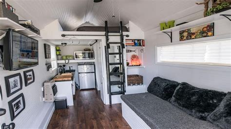 Tiny Homes Interior Pictures by Custom Tiny House Interior Design Ideas Personalization