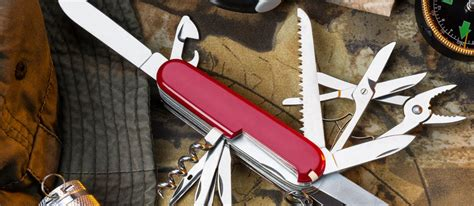 12 best swiss army knives for edc in 2018 buying guide