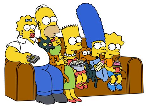 simpsons on couch what i watched last year best tv 2012 films etc