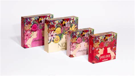 Coffret De Noel by Cacharel Coffret Noel Jeanne Detallante Packaging