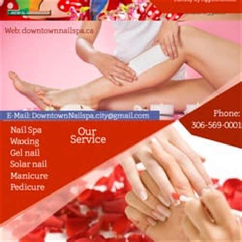Manicure Di Salon Cantik downtown nail spa 29 photos nail salons 1767 hamilton sk canada phone