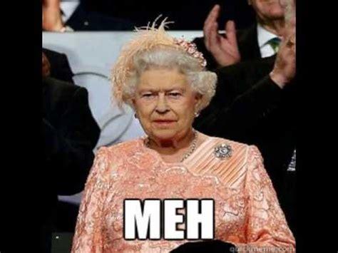 Queen Elizabeth Memes - queen elizabeth meme youtube