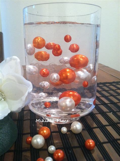 Vase Fillers For Wedding Centerpieces by Wedding Centerpiece Vase Filler Jumbo Pearls