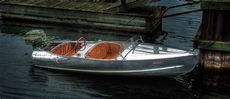 feather craft aluminum boat for sale cute boat 1948 feather craft boating vintage boats