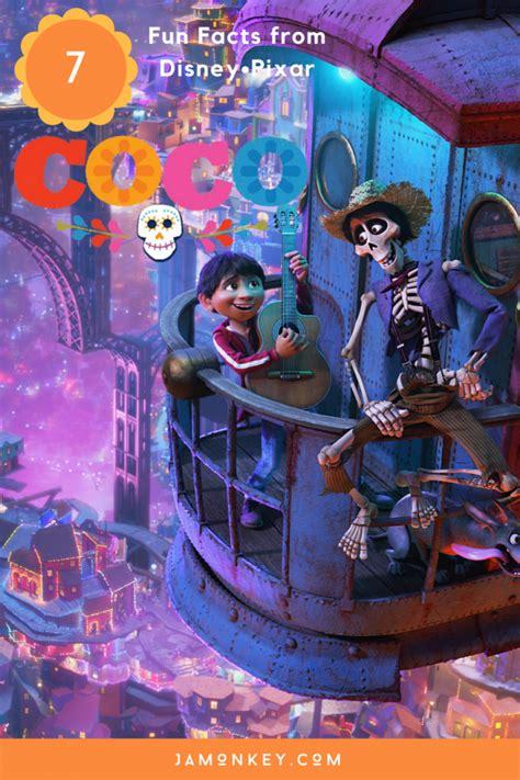 coco disney review 7 fun facts about disney pixar s coco jamonkey