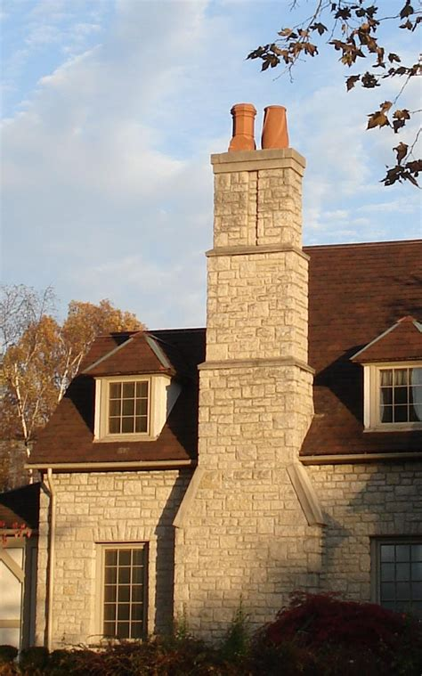 Chimney Pictures - masonry chimneys