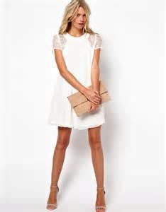 robe 224 la mode robe blanche femme