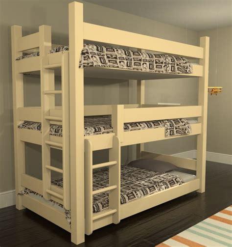triple bunk beds for sale 1000 ideas about triple bunk on pinterest triple bunk
