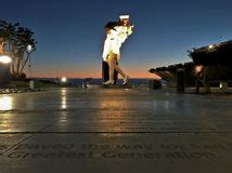 along with the gods in san diego unconditional surrender san diego stock illustration