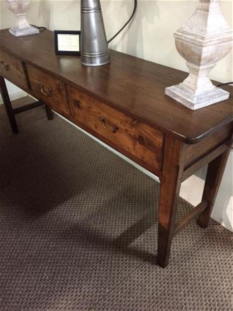 Antique Console Tables, Oak French Server, Walnut, Elm
