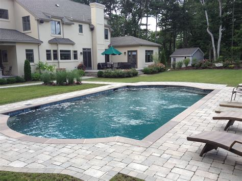 simple pool simple inground pool designs pool design pool ideas