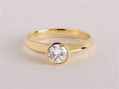 unique engagement rings without diamonds defining unique