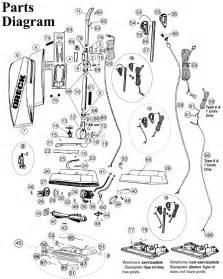 Hoover Vaccum Belt Oreck Xl2100hh Vacuum Parts