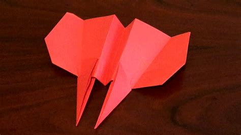 Best Way To Make A Paper Airplane For Distance - best paper airplane how to make the hawkeye paper