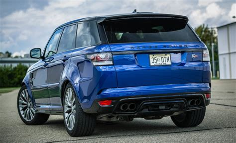range rover sport 2018 release date 2018 land rover range rover sport svr design release date