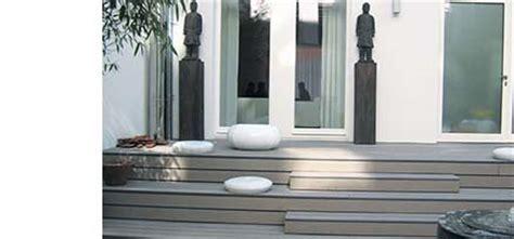 wpc treppenstufen treppenstufen aus wpc terrassendielen
