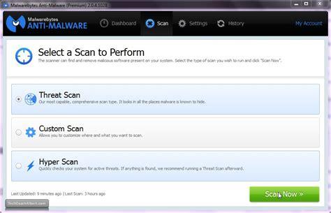 best malware scan malwarebytes step 3 scanning for issues tech coach albert