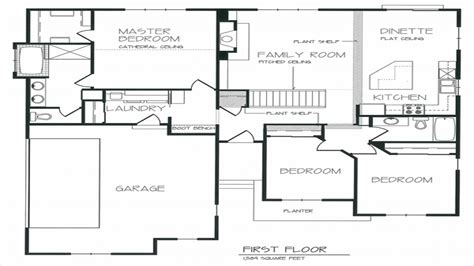 floor plans for new houses open floor plans small home new home floor plans floor