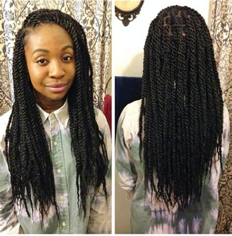 different kind of hairstyle with twisting neka russell board marley twist sengelase havana